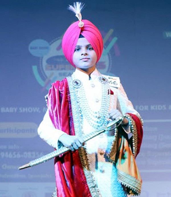 india rising kids  brand embassador