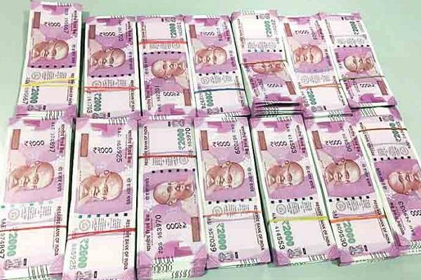 owner of sayaji hotel seized million cash in violation of code of conduct