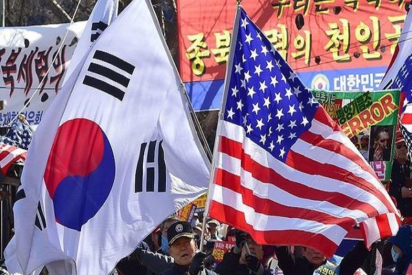 america and koreas representatives discuss on nuclear disarmament