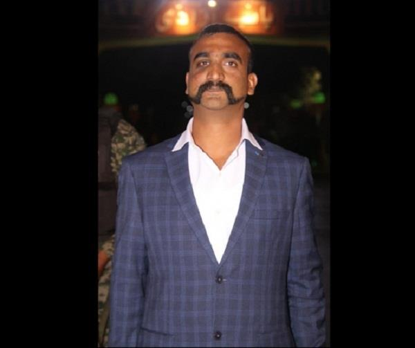 pakistan kept abhinandan s pistol returned only watch and a ring