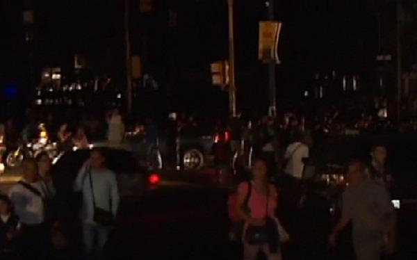 huge power outage leaves most of venezuela in darkness