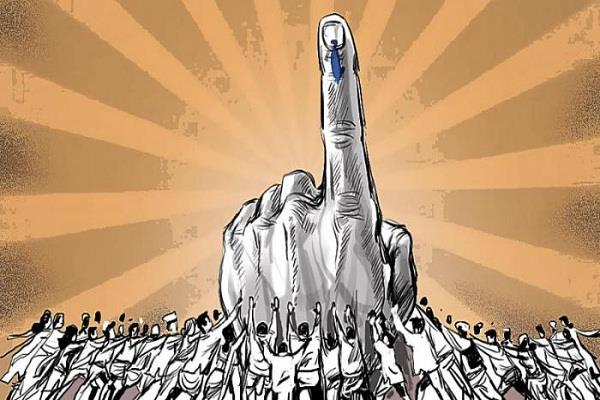 lok sabha election begins to increase voting percentage