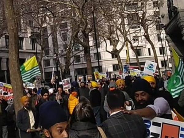 pak s isi backed khalistanis attack british indians in uk