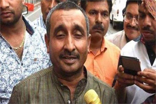 unnao rape case accused police officer bail
