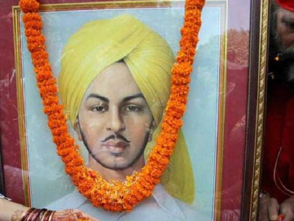 pak celebrates martyr bhagat singh and named a chowk