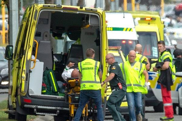 see photos of new zealand attack