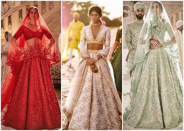 Latest Fashion: मॉडर्न ब्राइड के लिए परफेक्ट सब्यसाची की नई लहंगा कलैक्शन