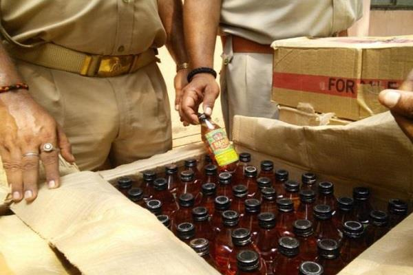 illegal wine in mp