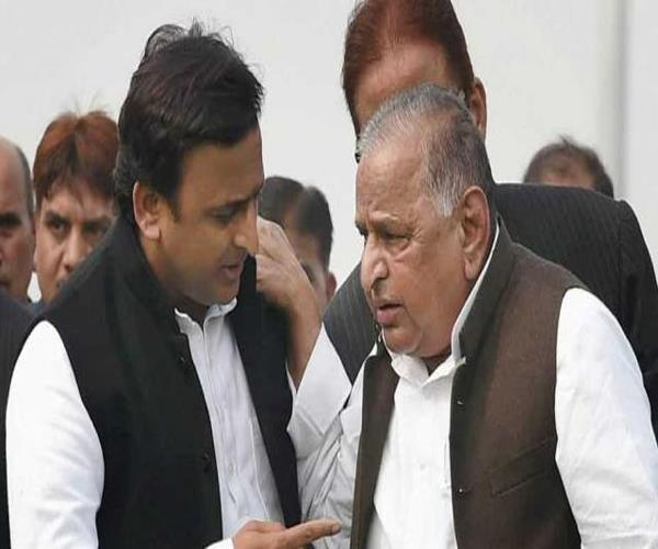 elections 2019 sp releases its first list mulayam will fight against mainpuri