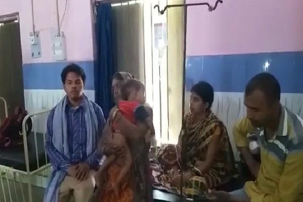 shameful act of mother