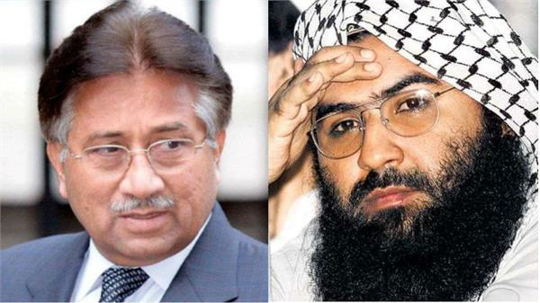 isi used jem to carry out terror attacks in india pervez musharraf
