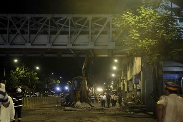 mumbai the accident bridge will be demolished bmc