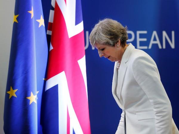 theresa may will be take the fourth chance on brexit deal