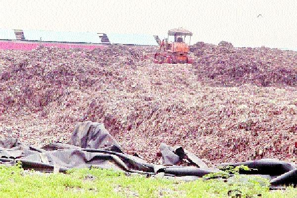 daily 1500 ton wastage dumping in arawali area