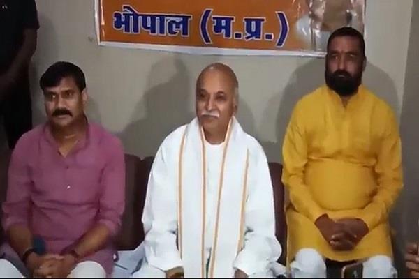 pravin togadia targets modi government over ram temple