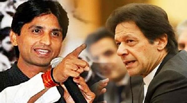 pti tweet in hindi kumar vishvas take a jibe on twitter