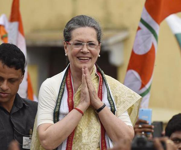 sonia gandhi will try luck for the fifth time from rae bareli seat