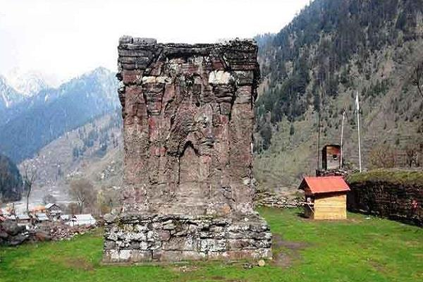 pakistan rejects reports of sharda temple corridor