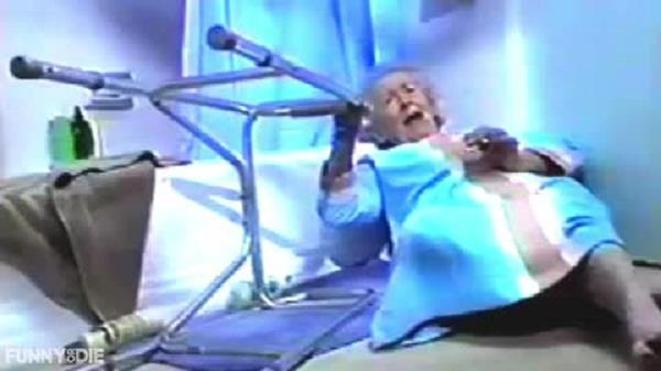 in every 19 minutes in the us an elderly person dies by slippery