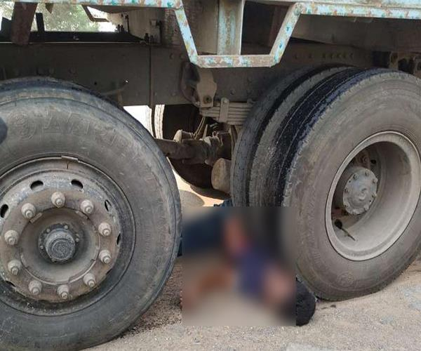 in a hurry to get away from no entry truck driver killed 2