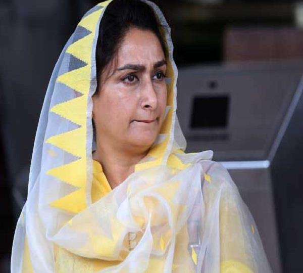 harsimrat kaur badal lok sabha election 2019