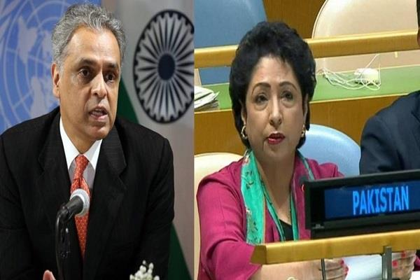 india attack on pakistan in united nations
