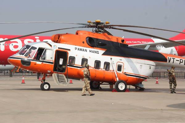 financial bids for pawan hans to be submitted by march 6
