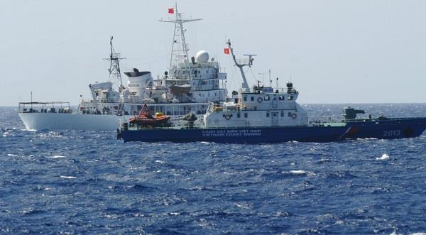 two ships collide in china 12 crew missing