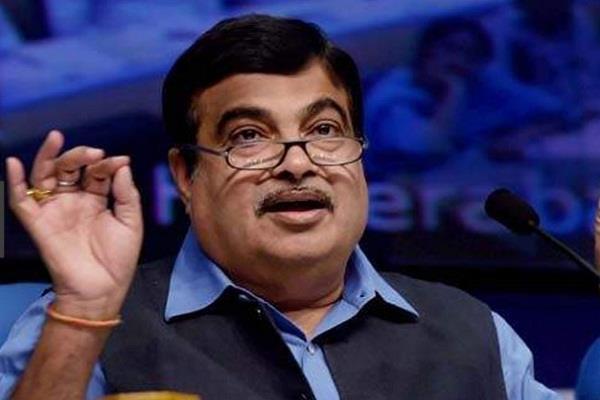 narendra modi nitin gadkari election commission huf bjp