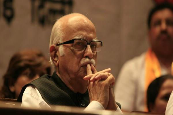 political journey of lal krishna advani