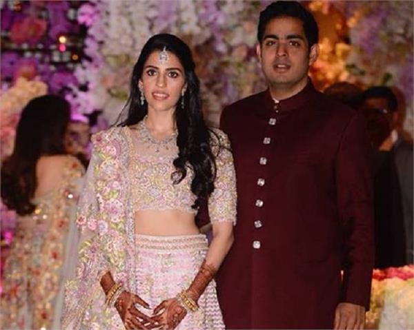 आकाश-श्लोका की शादी में शामिल होंगे ये सितारे, Wedding Details भी आई सामने