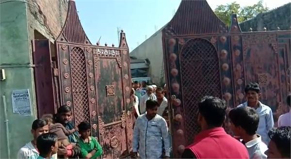 double murder in lakhimpur kheri