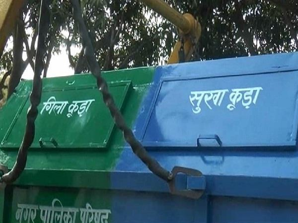 now those who throw garbage in the streets of nahan are not