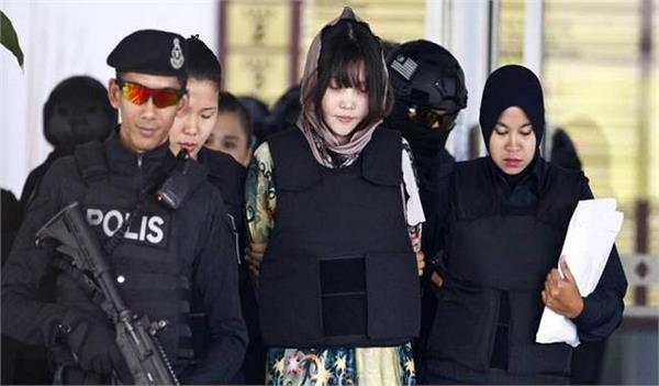 woman accused of killing kim jong un s half brother freed