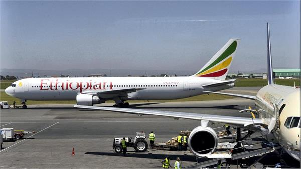 ethiopian airlines boeing 737 plane crashes in kenya