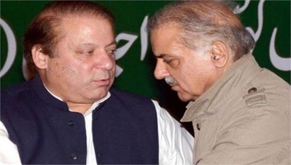 shahbaz met nawaz sharif in jail