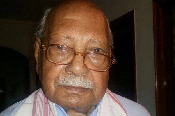 haryana bjp former state president passed away