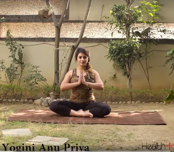 yoga poses to help relax your mind