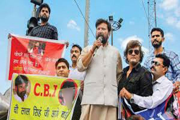 cbi probe in kathua case is my main mudda for election said lal singh