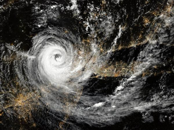 19 people died due to tropical cyclone in mozambique
