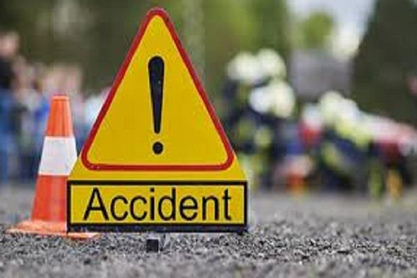 mp killed in road accidents unknown vehicle killed
