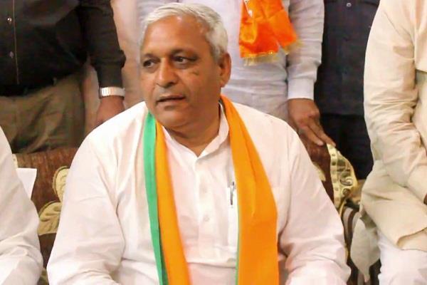 gangwa said dushyant chautala is responsible for broken inld