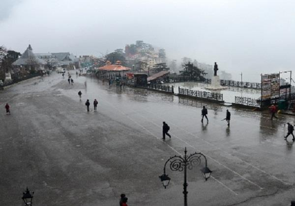 rain and hail warning in himachal