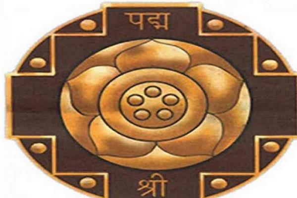 president ramnath kovind awarded  padmashree puraskar