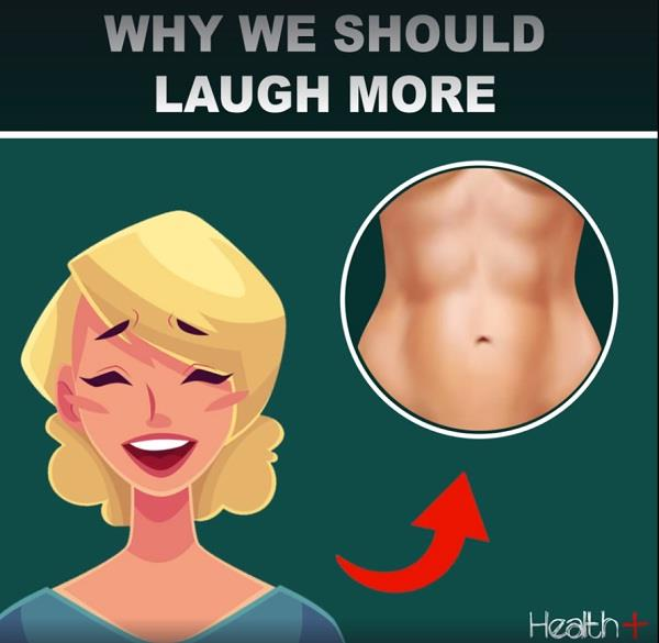 why we should laugh more