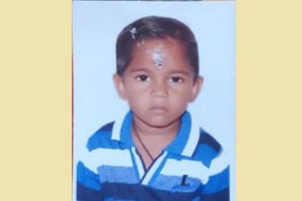 suspicious death of four year old child in arya school