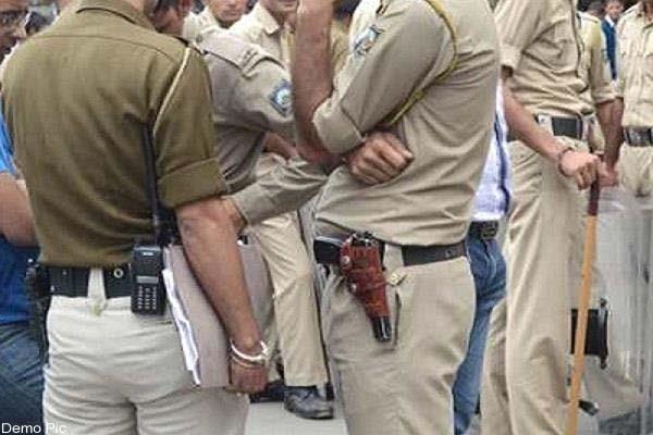 haryana police brought bajra