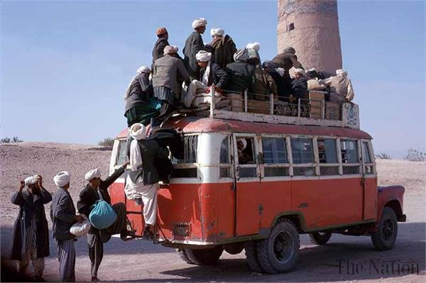13 bus tourists abducted by terrorists in afghanistan