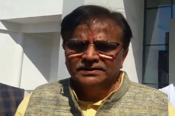 op dhankar rejects speculation of coalition alliance from inld