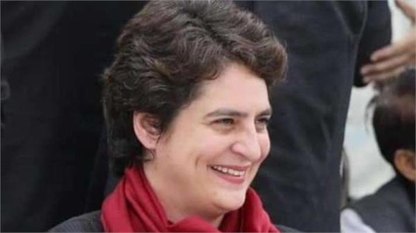 priyanka gandhi will come to lucknow on march 17